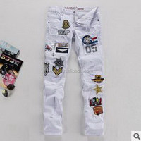 Alibaba china useful big men's jeans