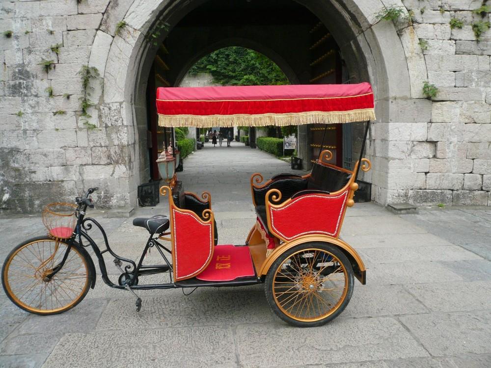 lectrique auto batterie v lo pousse pousse de cyclo pousse vendre tricycle id de produit. Black Bedroom Furniture Sets. Home Design Ideas