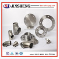 high quality galvanized steel pipe fittings for water pip line
