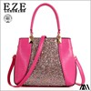Made China wholesale handbags ladies 2016 women bag PU leather