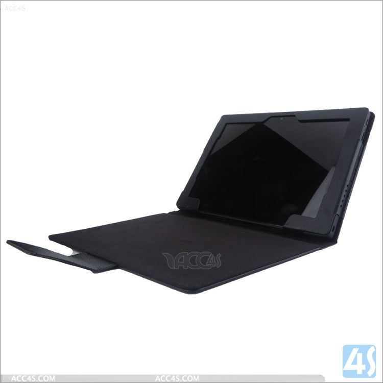 Bluetooth Tablet Keyboard Case Synthetic Leather Case For DELL Venue 10 pro 5055