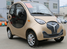 China manufacturer 4 wheel passenger vehicle/cheap electric car/four wheel electric car for sale