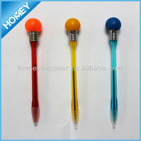 Funny Plastic light pen for kids for promotion and advertising