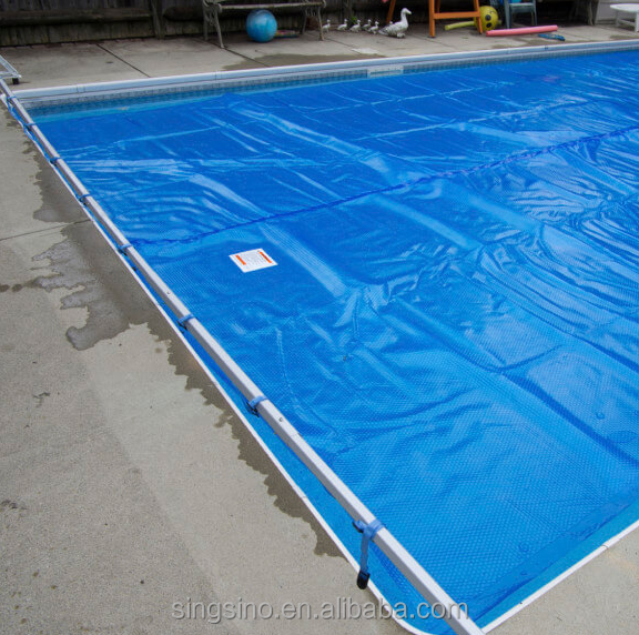 Solar Safe Rectangular Solid Winter Swimming Pool Covers Made In ...