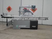 New model !!Precision sliding table panel saw MJ45/ Altendorf F92X