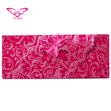 Hot Pink Luxurious Wedding Invitation Card