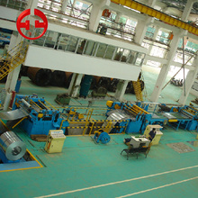 Used 2200*(5.0-22) Cut To Length Line cutting machine line