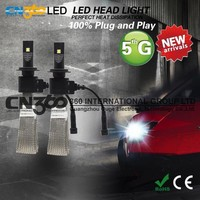 New Generation car led headlight with no noise all models available
