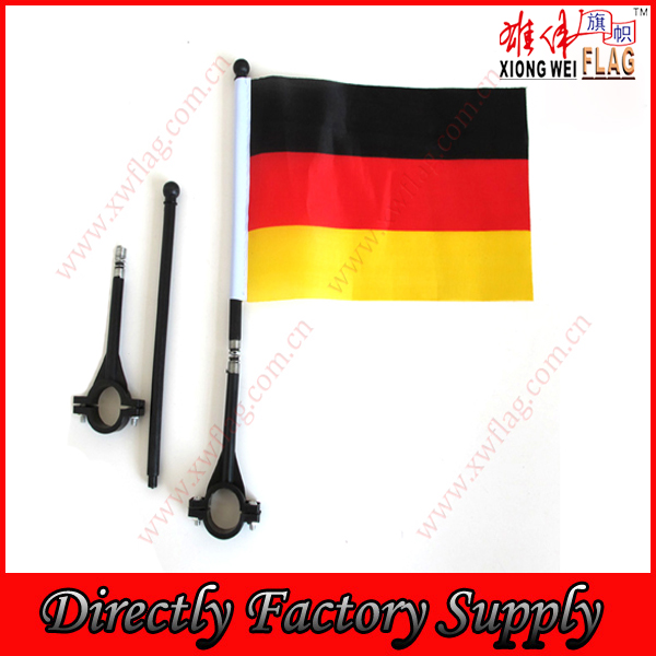 14X21cm Polyester Bicycle Flags (VBF1003)