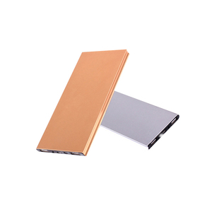 Shenzheng Sam hot selling 2018 amazon power bank 10000mah slim small powerbank for xiaomi charger