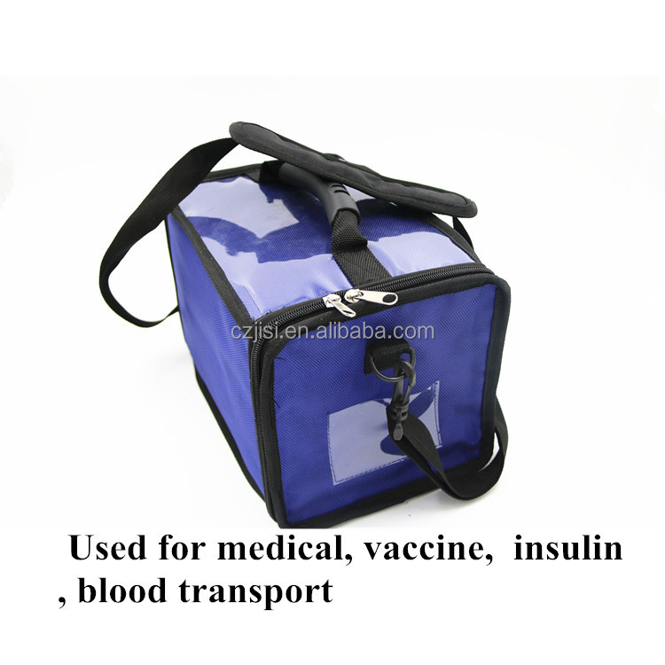 Factory customize Portable mini medical cooler box with vacuum insulated panel