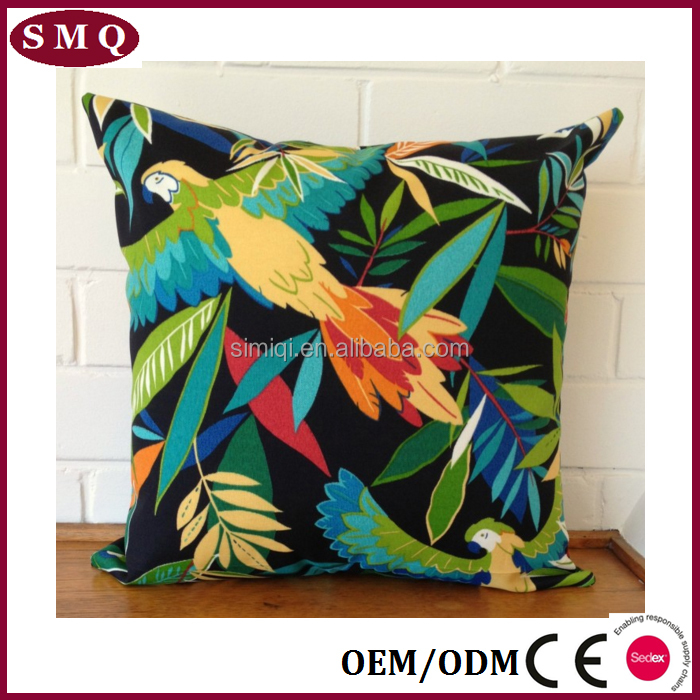 Customize Digital Printing Waterproof Outdoor Cushion Cover Wholesale