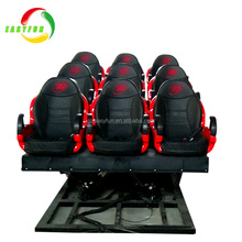 Mini Theatre, The Luxury 9 Seats 5D Cinema 7D Cinema and 9d VR Cinema Manufacture