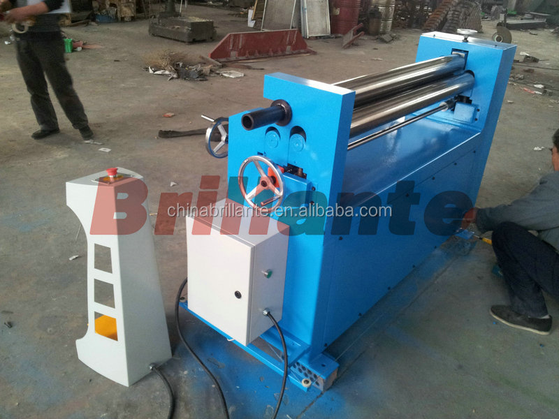 NANTONG: <strong>W11</strong> rolling machine, ring rolling machine, iron sheet rolling machine
