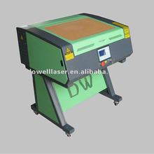 Dowell DW-5030 40w/60w Mini laser engraving machine/wood bamboo jade laser engraver with factory price