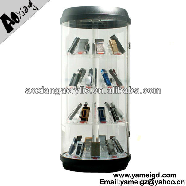Counter top acrylic mobile phone display/stand