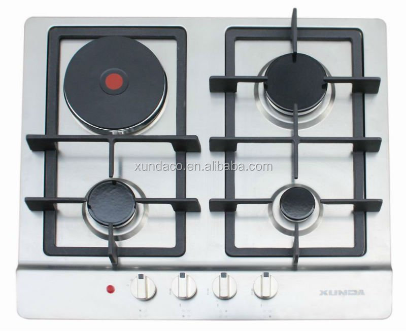 gas cooker safety valve
