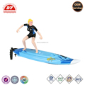 Water wave plastic mini toy surfboard