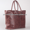 100% Genuine Leather Handbags Latest Styles 2014 Vintage Brown