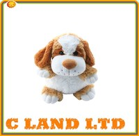 Super Soft Fabric Cute Dog Plush Toy Custom Plush Toys mascot stuffed dog