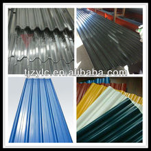 SPCC Galvanized Iron Sheet for Roof