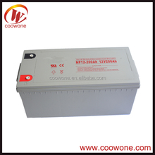 China Pafiet Brand OEM ODM 12 Volta Batteries for UPS