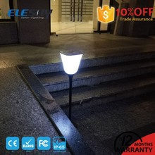 China supplier sale export products cheap price solar power gate post lights