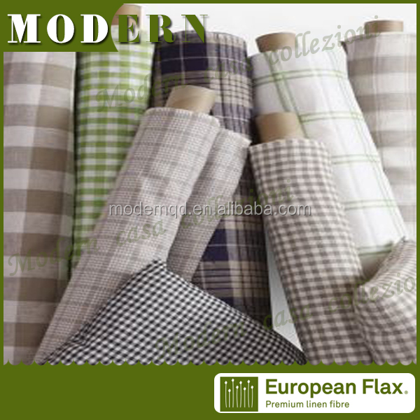 china textile fabric / linen fabric / yarn dyed fabric