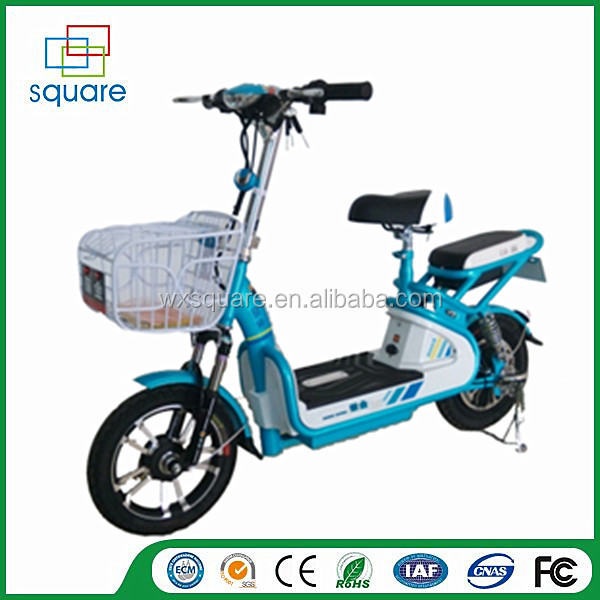 2016 new style hot sale rechargeable battery electric motor cycle