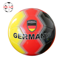 custumized team sports professional cheap colorful New design soccer ball size 5