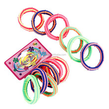 super quality fashion multicolor elastic hair band for women