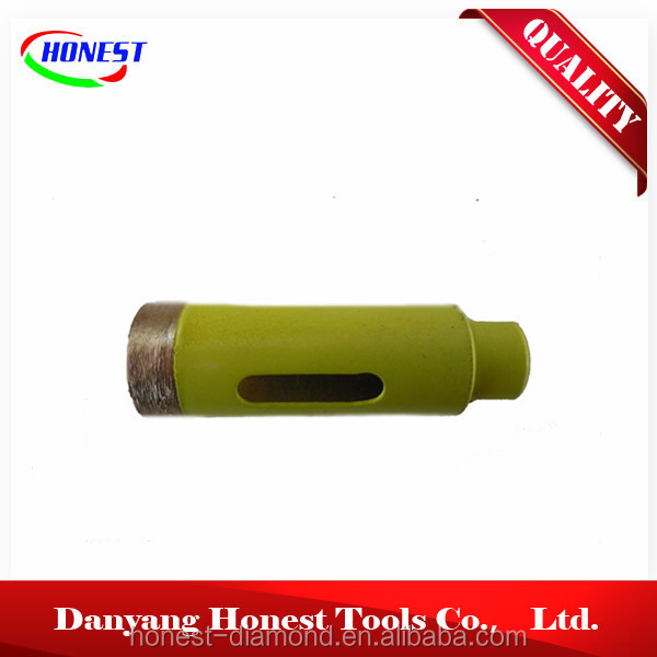 China supplier diamond core drill bit civil construction tools