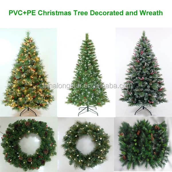 Christmas decoration battery operated flash acrylic led Christmas tree