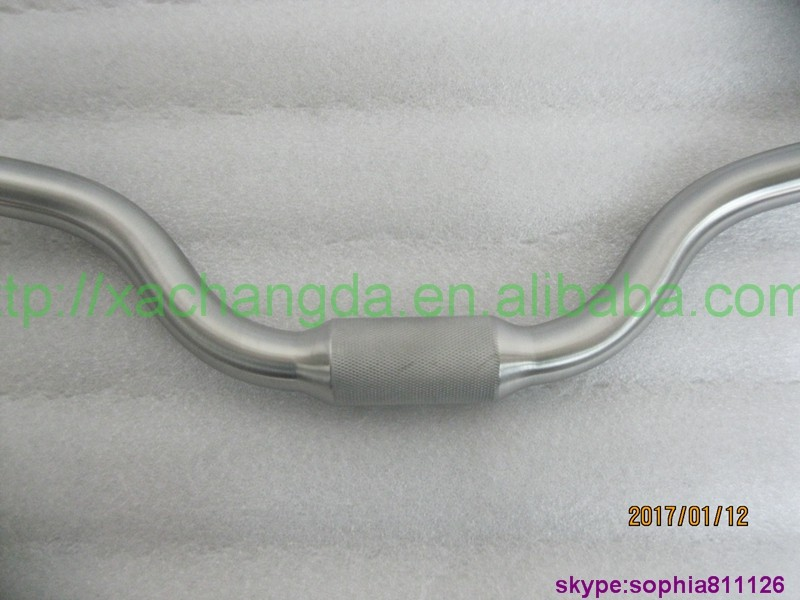 Custom titanium handle bars Titanium bicycle Bars XACD titanium bike handle bars