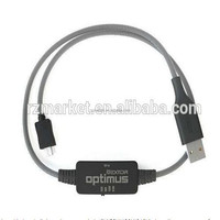 RZM optimus cable for octopus box cable for mobile phone android ios