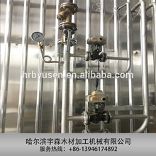 Technically oriented wood working machinery drying machine for sawmill