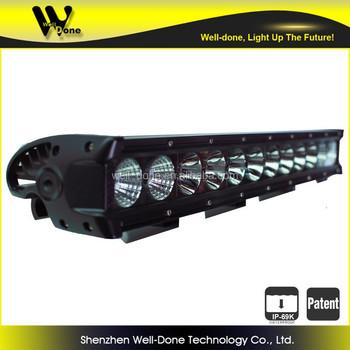 Hot Sale Oledone Wd-12n10 Led Light Bar/ Super Anti-shock And Water ...