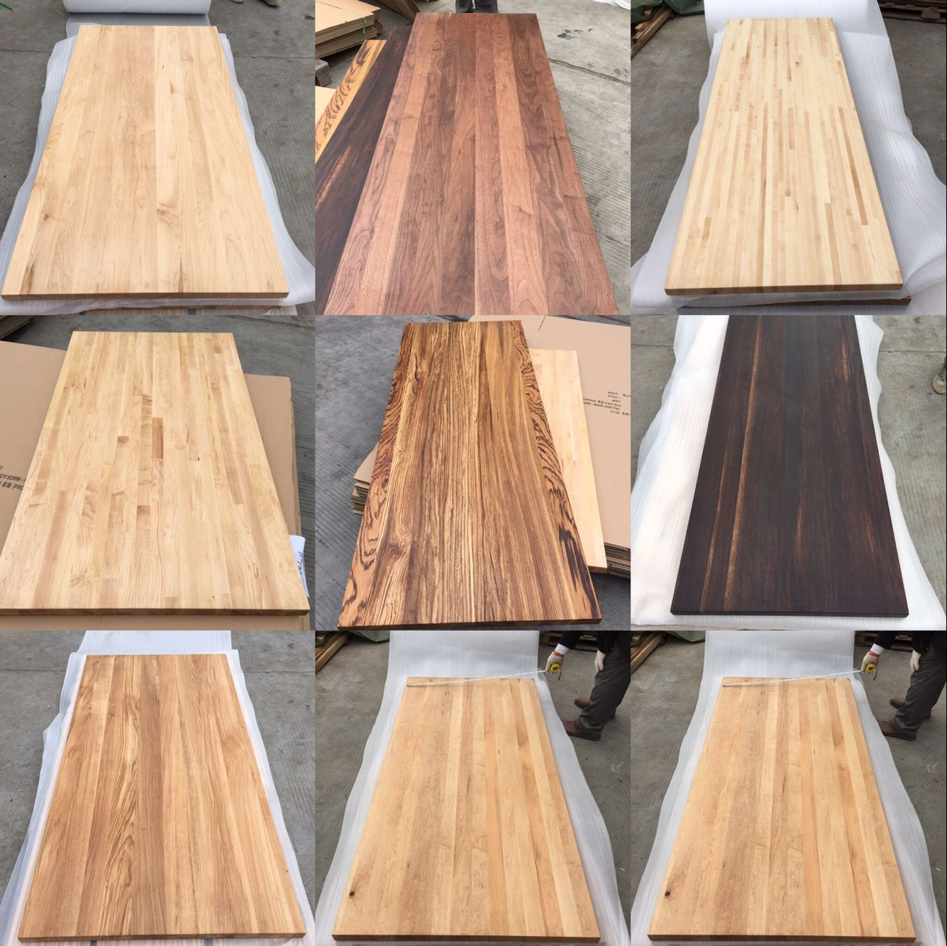 Factory price table top material with best quality and low price