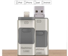 New product 3 in 1 usb flash drive for all smartphone otg usb flash drive 256gb