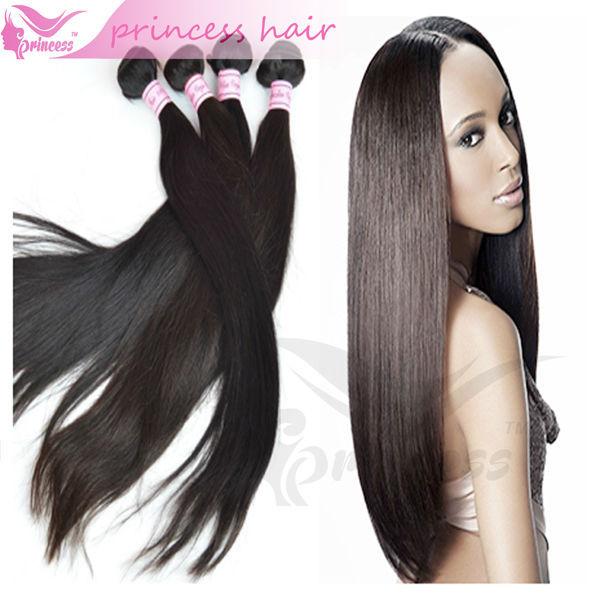 Cheap Straight Human Hair weaving Remy Nice Day Hair Braiding Extensions