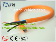 mode 3 type 2 iec62196 electric car ev charging cable 1 or three phase