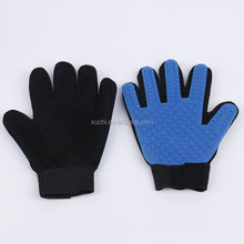 High Quality Pet Dog Glove for gromming,shower