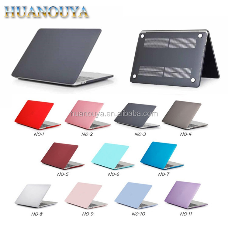 New Matte PC hard back cover case for Macbook pro 13.3