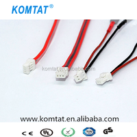 China suppliers JST 2pin connector wire harness