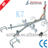 2014 Best Sell High Quality K7 cheap portable auto body collision repair system for car workshop