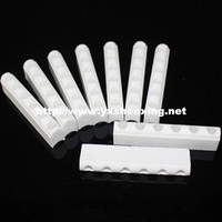 high temperature resistance insulator 6 holes alumina ceramic part for band heater