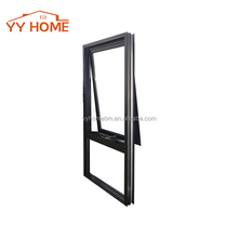 YY Home high quality factory price aluminum awning windows model in house