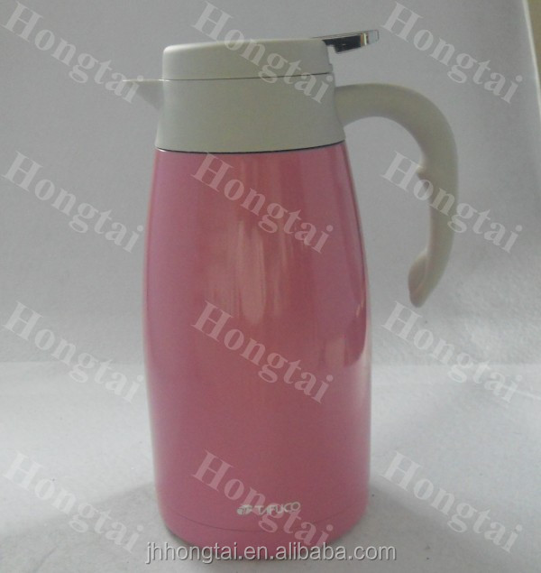 Wholesale Stainless Steel Vacuum Coffee Pot Heat Preservation Water Flask Thermal Insulation Pot