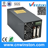 Single output SCN-1000-24 1000W 24V 100A high switching power supply