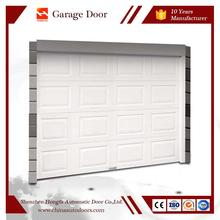 Overhead sectional used garage doors sale made in China
